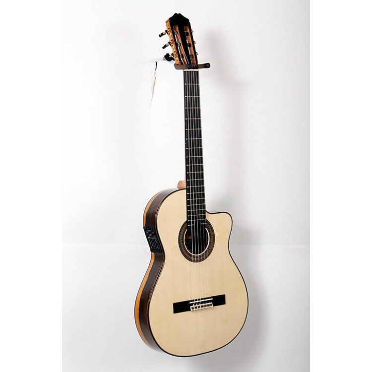Cordoba 55FCE Thinbody Limited Flamenco Acoustic-Electric Guitar  888365762760