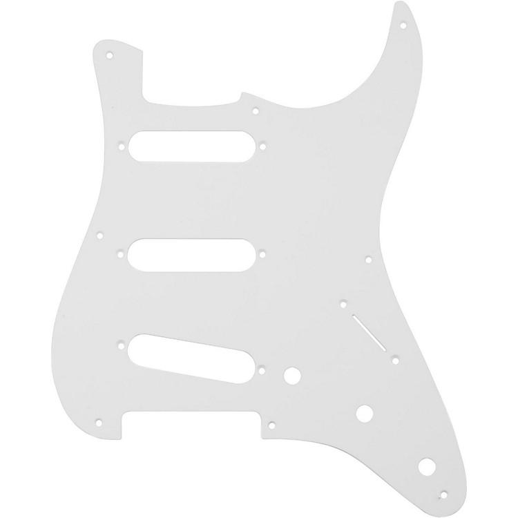 Fender56/'59 10-Hole Stratocaster Pickguard, 1-Ply, Eggshell