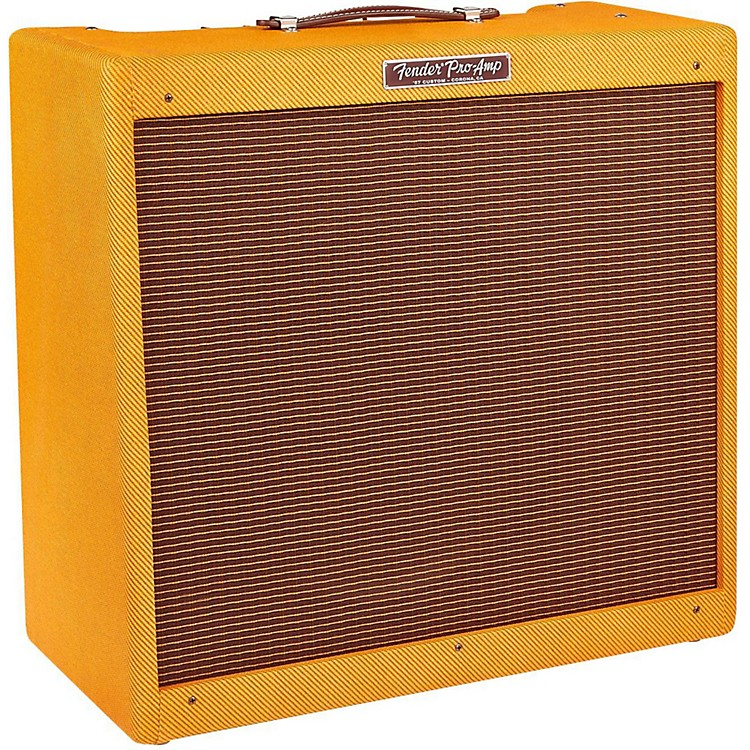Fender '57 Custom Pro-Amp 26W 1x15 Tube Guitar Amp Lacquered Tweed