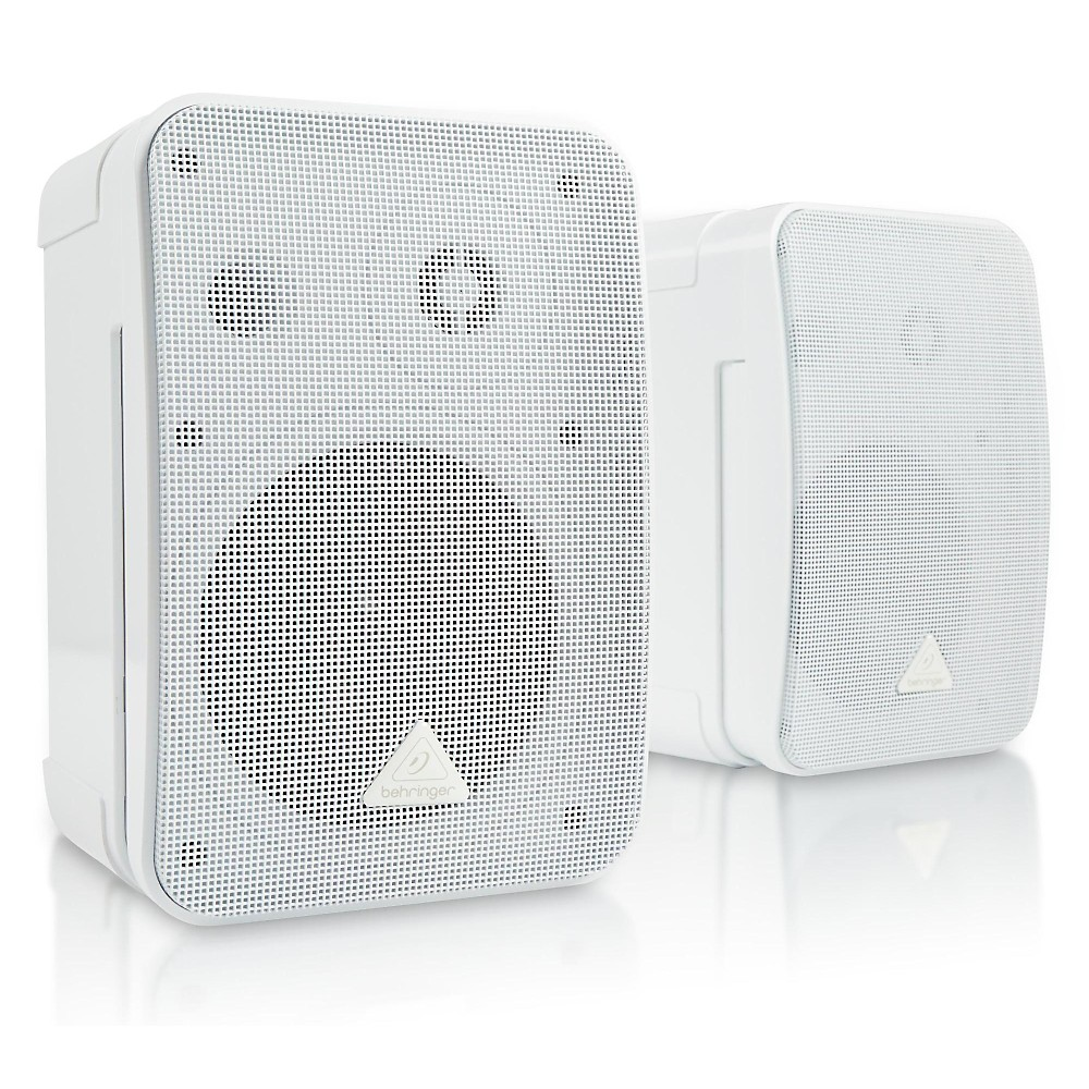 Behringer 1C Studio Monitor Speakers Pair White