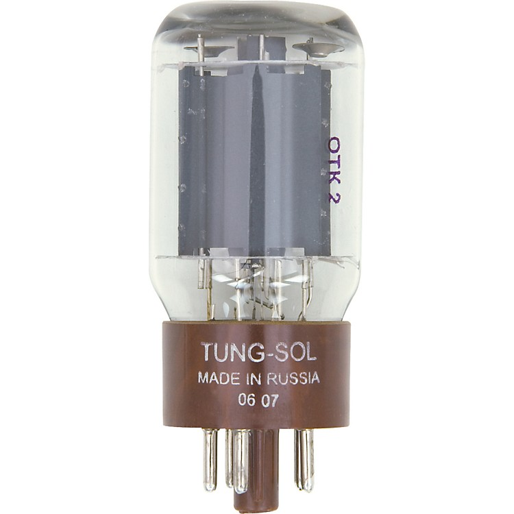 Tung-Sol 5881 Matched Power Tubes Hard Quartet