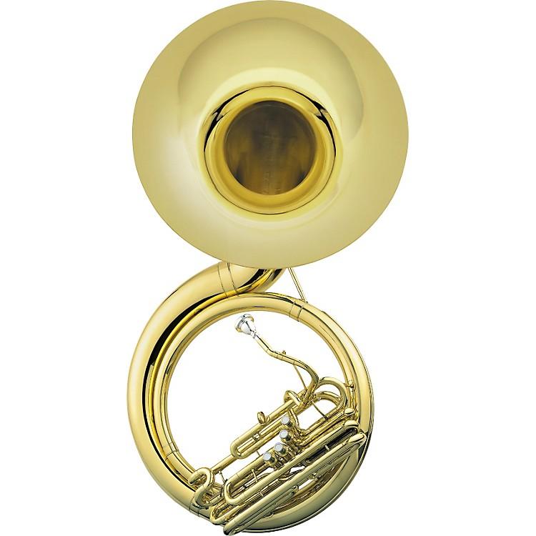 Jupiter590 University Quad Series Brass 4-Valve BBb Sousaphone