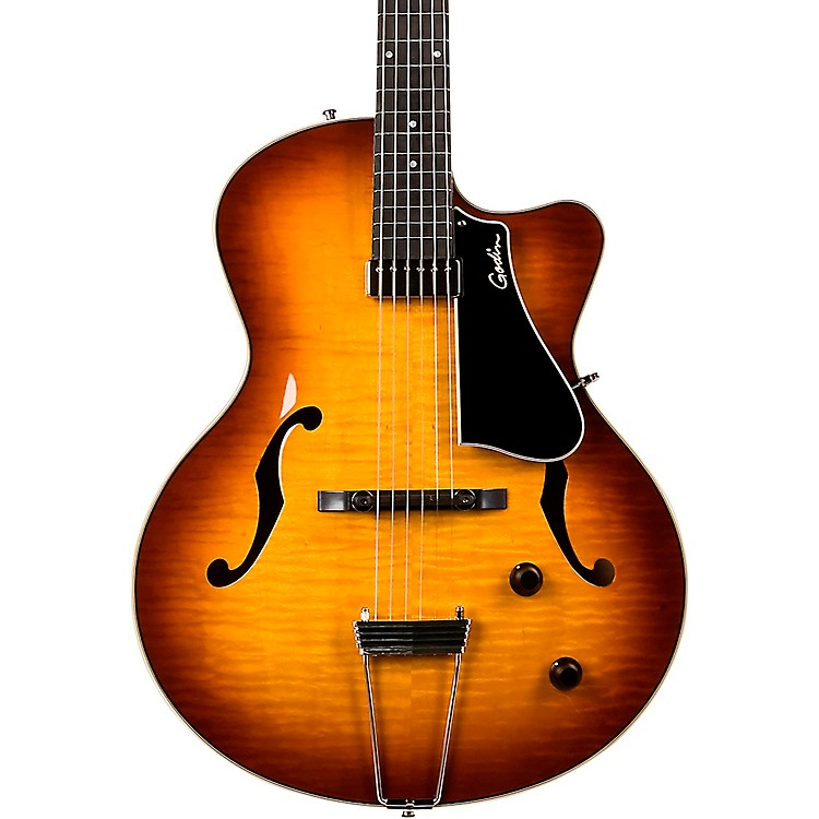 Godin 5th Avenue Jazz Guitar Sunburst