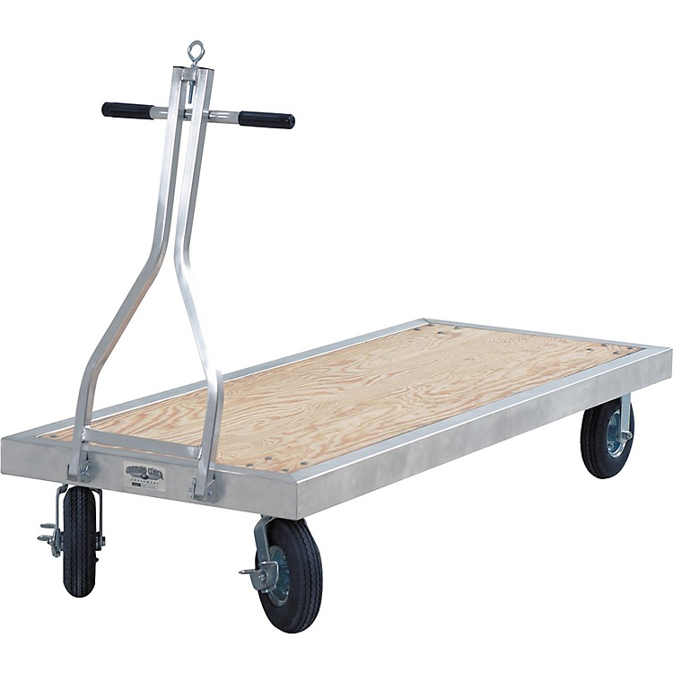 Command Center 6 Foot Equipment / Floor Cart