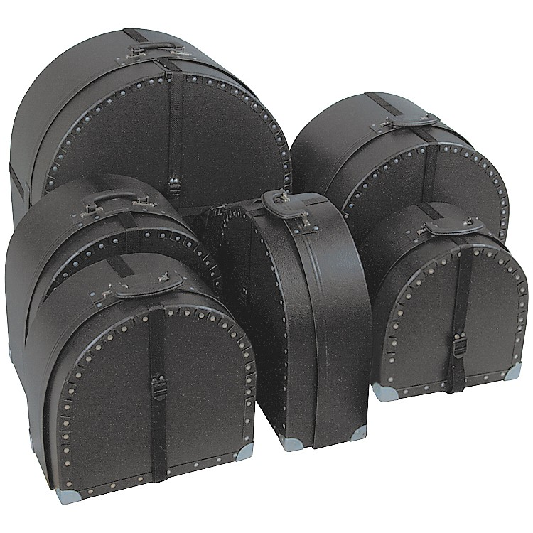 Nomad 6-Piece Fiber Drum Case Set