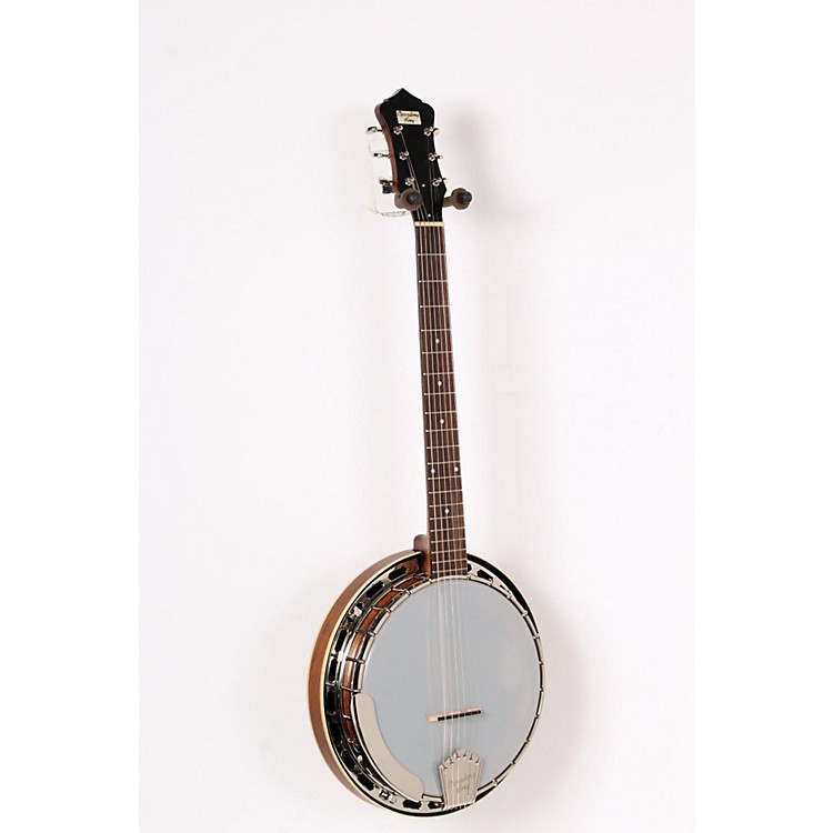 Recording King 6-String Banjo Regular 888365580609