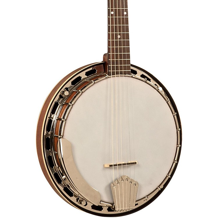 Recording King 6-String Banjo Regular