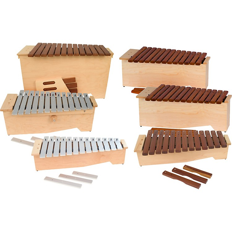 Lyons 6-piece Orff Instrument Set