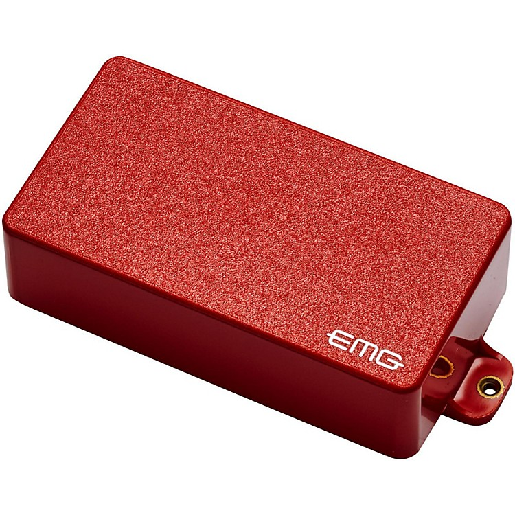 EMG 60 Active Electric Guitar Humbucker Pickup Red