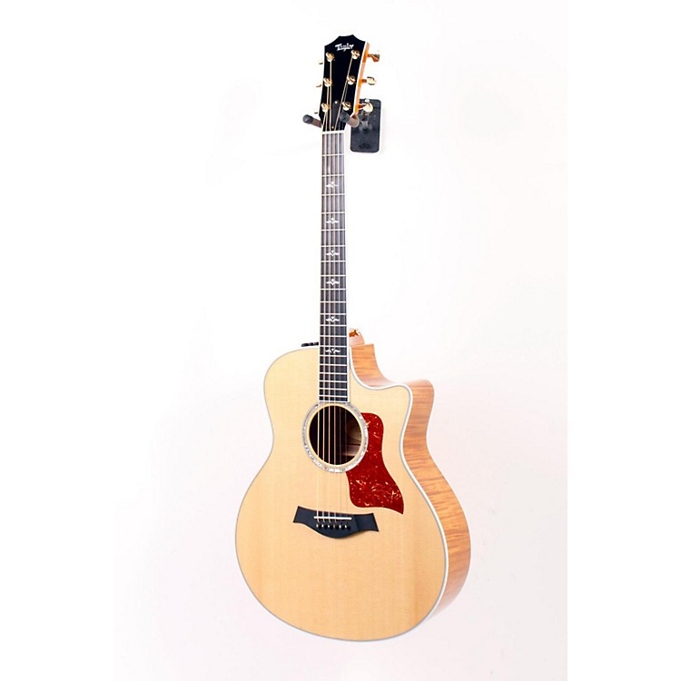 Taylor 600 Series 616ce Grand Symphony Cutaway Acoustic-Electric Guitar (2010 Model) Natural 886830879692