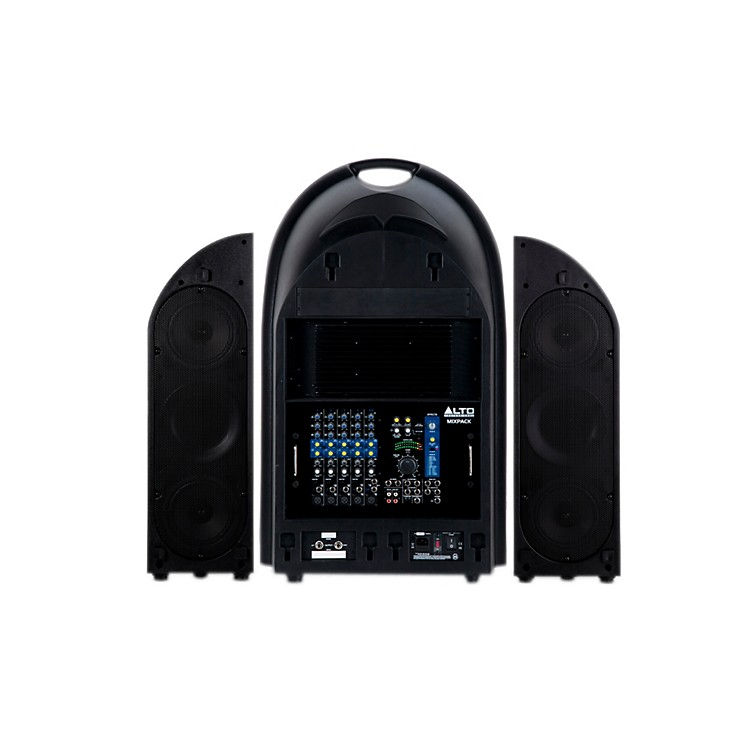 Alto 600 Watt Portable Powered PA System