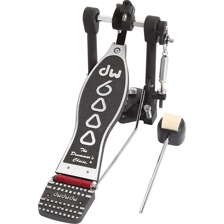 DW 6000 Series Nylon Strap Single Bass Drum Pedal
