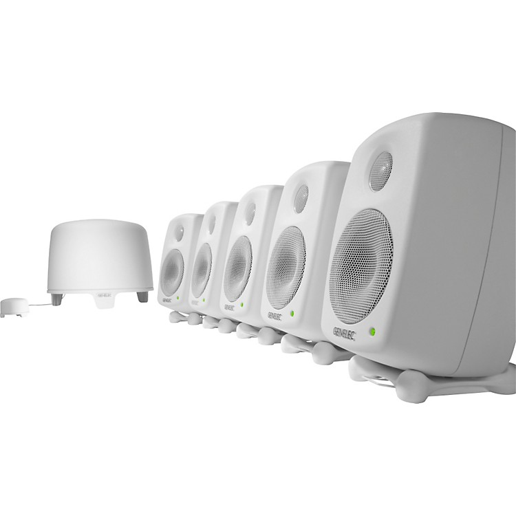 Genelec6010 SurroundPak - Five 6010Bs and one 5040B sub