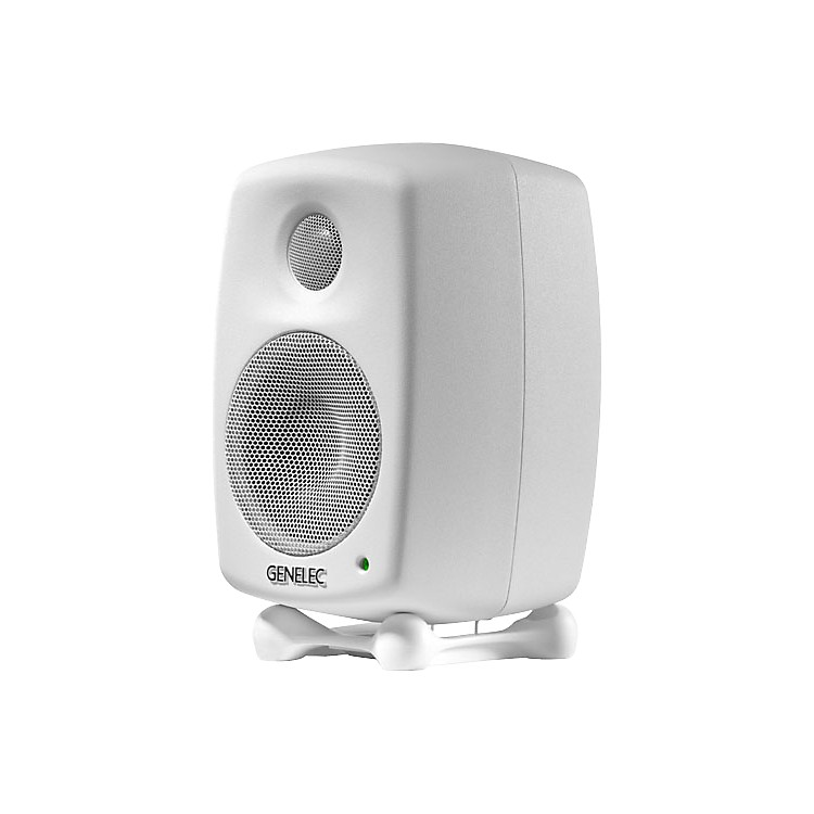 Genelec 6010A Bi-Amplified Monitor White