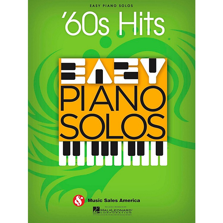 Music Sales60s Hits - Easy Piano Solos (Sixties Hits)