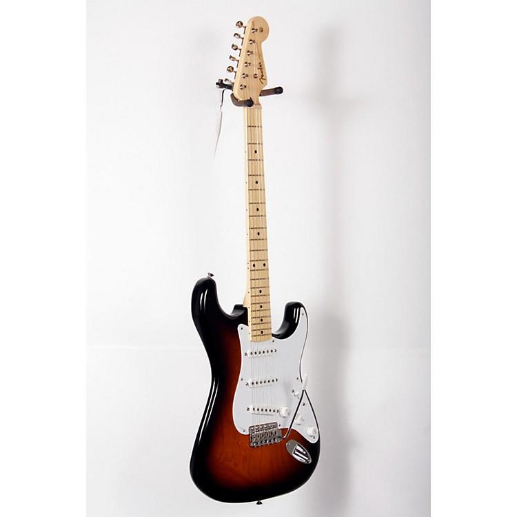 Fender60th Anniversary American Vintage 1954 Stratocaster Electric Guitar2-Color Sunburst, Maple Fingerboard888365821283