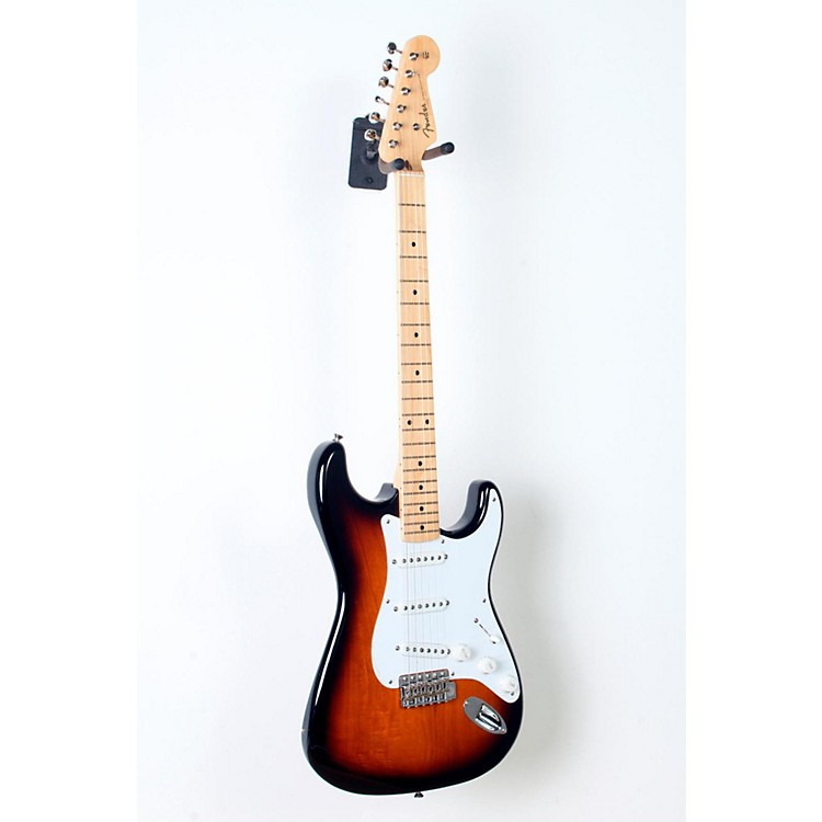 Fender60th Anniversary American Vintage 1954 Stratocaster Electric Guitar2-Color Sunburst, Maple Fingerboard888365799896