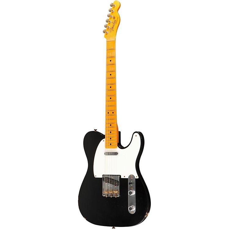 Fender Custom Shop60th Anniversary Series Esquire 2-Pickup Electric GuitarBlack