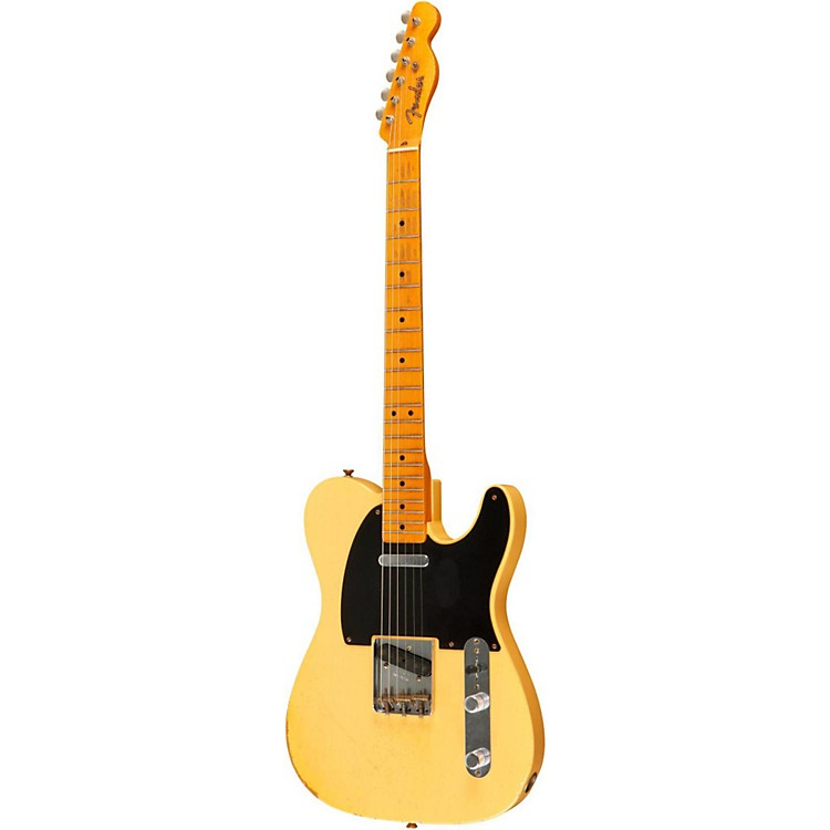 Fender Custom Shop 60th Anniversary Series Nocaster Electric Guitar Nocaster Blonde
