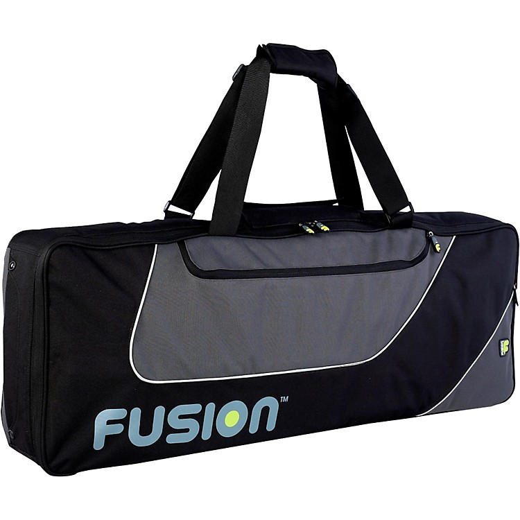Fusion61-76 Key Keyboard Bag with Backpack Straps