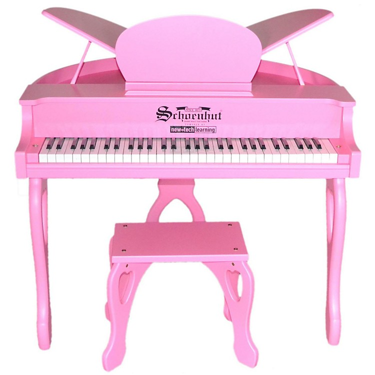 Schoenhut 61 Key Digital Butterfly Pink