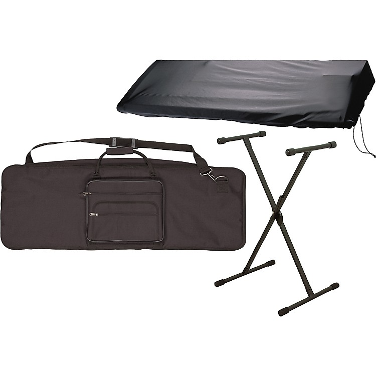Musician's Gear61 Key Stand and Cover Package