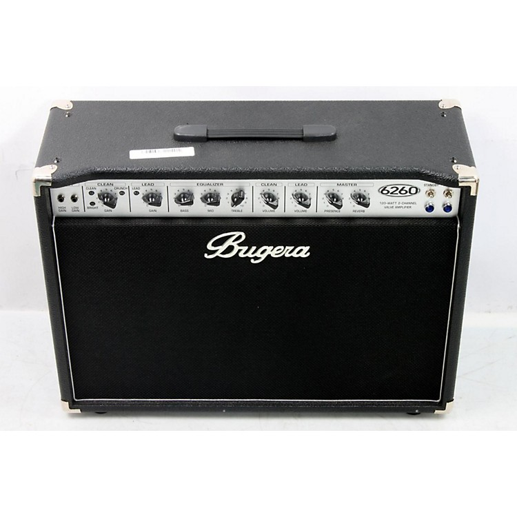 Bugera6260 120W 2x12 2-Channel Tube Guitar Combo Amp with Reverb888365523941
