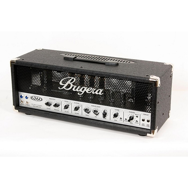 Bugera 6260 120W Tube Guitar Amp Head  888365522036