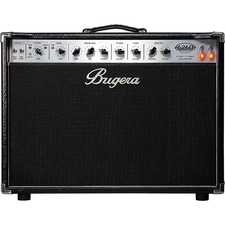 Bugera6260-212 Infinium 120W 2x12 Tube Guitar Combo Amp