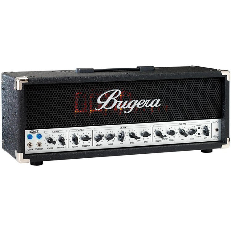 Bugera 6262 120W 2-Channel Tube Guitar Amp Head