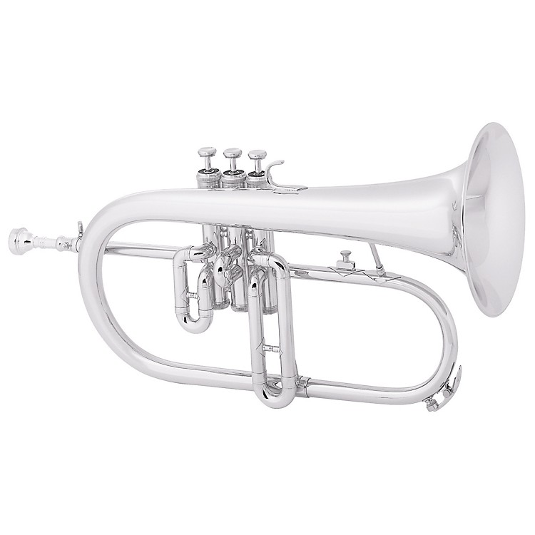 King 650 Diplomat Series Bb Flugelhorn