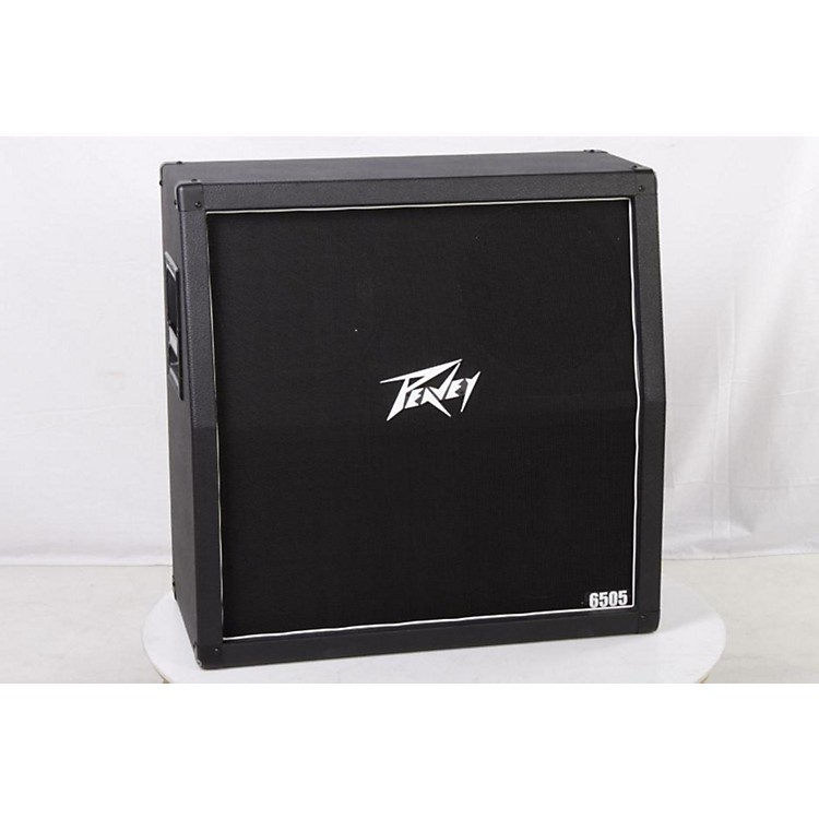 Peavey 6505 4x12 300W Guitar Cabinet Angled 886830690754