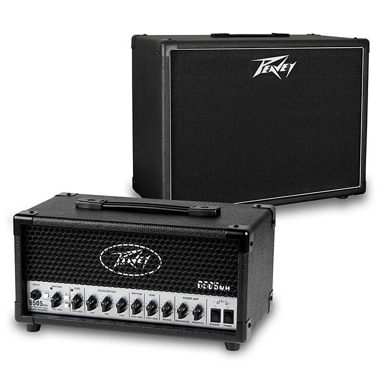peavey 6505 mh micro 20w tube guitar amp head with 112 6 25w 1x12 cabinet music123. Black Bedroom Furniture Sets. Home Design Ideas