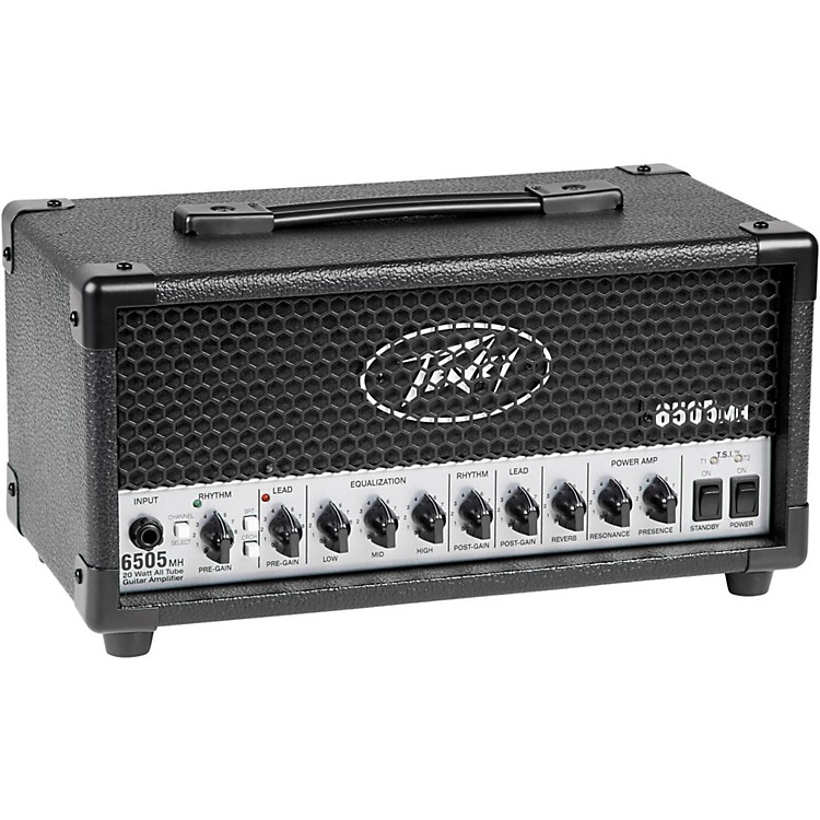 peavey 6505 mh micro 20w tube guitar amp head music123. Black Bedroom Furniture Sets. Home Design Ideas