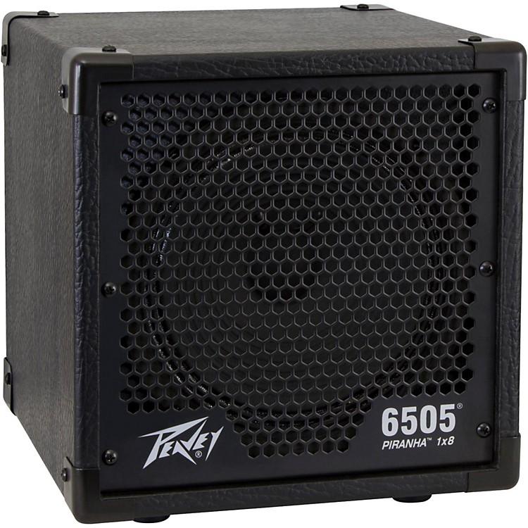 Peavey6505 Piranha 1X8 Guitar Amplifier CabinetBlack