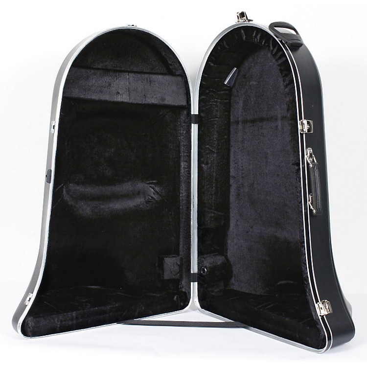 Cerveny 6691 Tuba Case Black