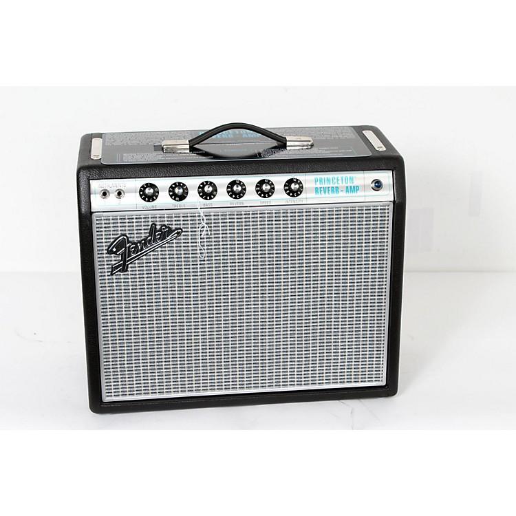 Fender'68 Custom Princeton Reverb 12W 1x10 Tube Guitar Combo Amp with Celestion Ten 30 SpeakerBlack888365905471
