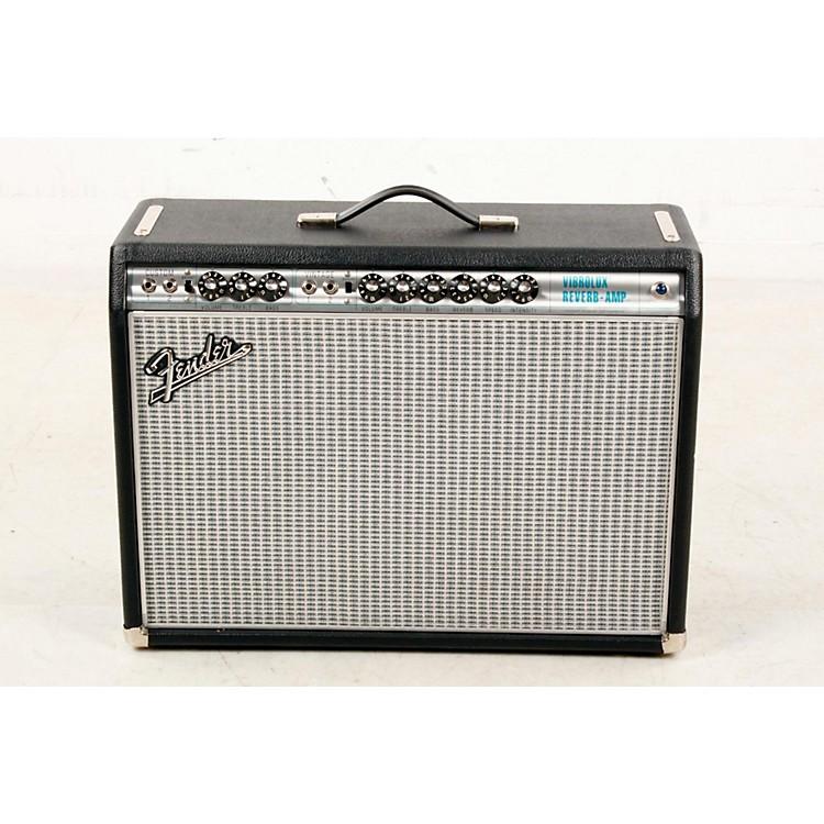 Fender'68 Custom Vibrolux Reverb Guitar Combo AmplifierRegular888365803227