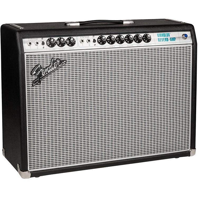 Fender'68 Custom Vibrolux Reverb Guitar Combo Amplifier