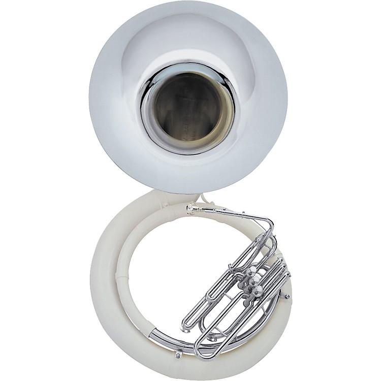 Jupiter696 FiberBrass Series BBb SousaphoneSilver Bell