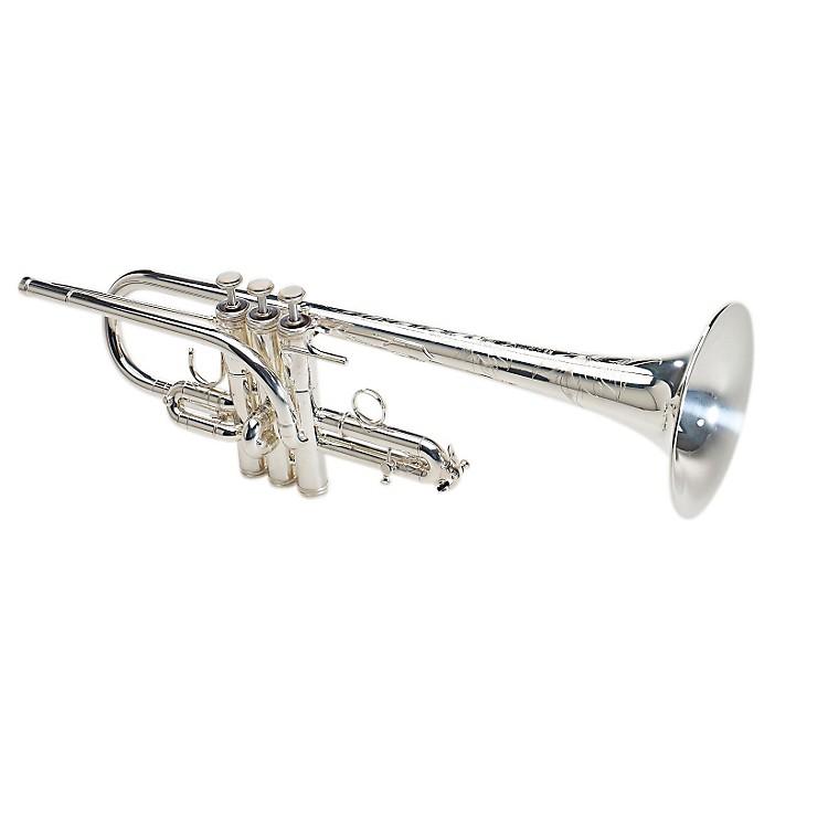 S.E. SHIRES6MS8-D Custom Series Eb/D Trumpet