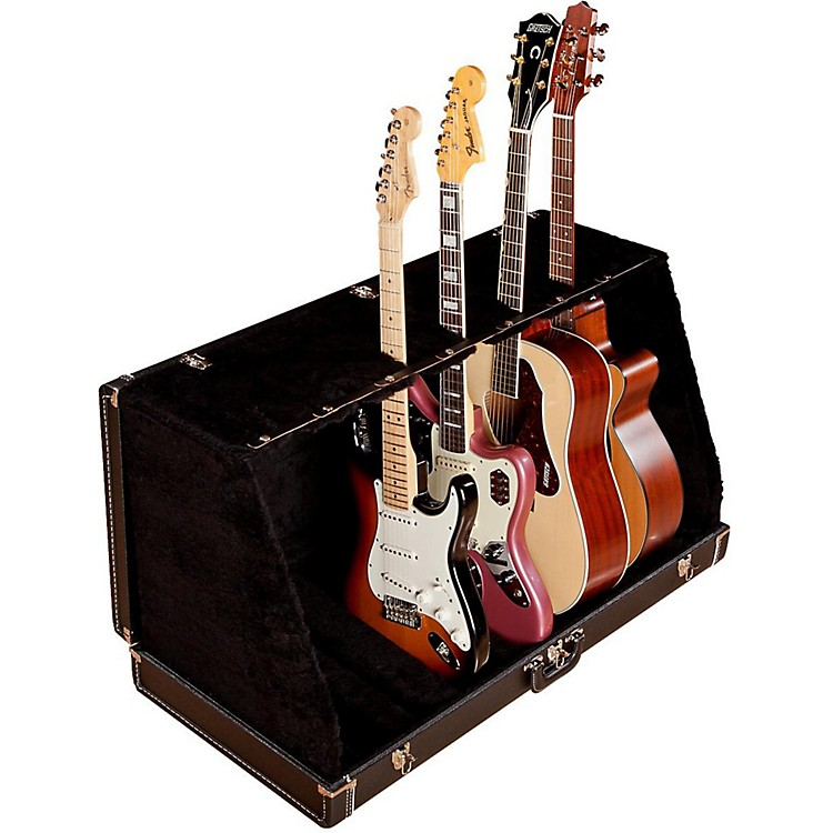 Fender 7 Guitar Case Stand