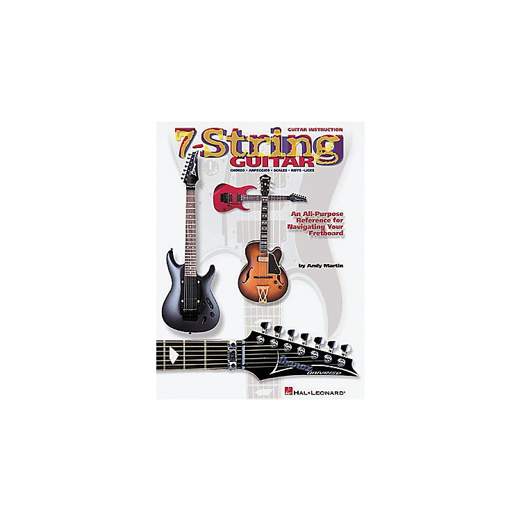 Hal Leonard 7-String Guitar Book