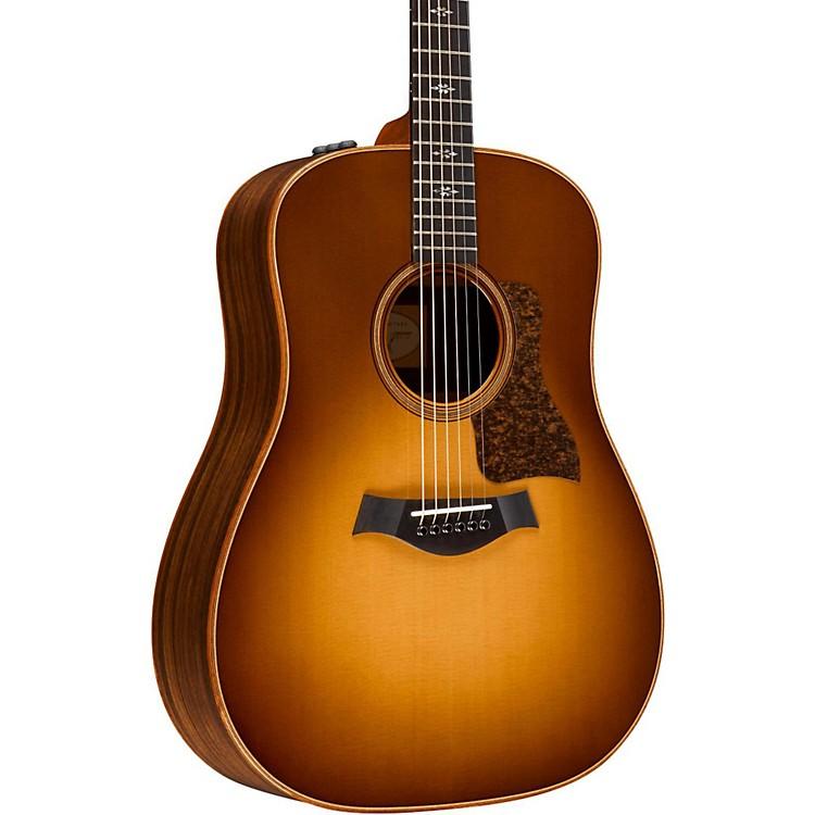 Taylor700 Series 710e Dreadnought Acoustic-Electric GuitarWestern Sunburst