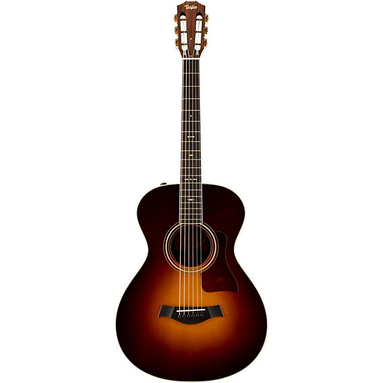 Taylor 700 Series 712e 12-Fret Grand Concert Acoustic Electric Guitar Vintage Sunburst