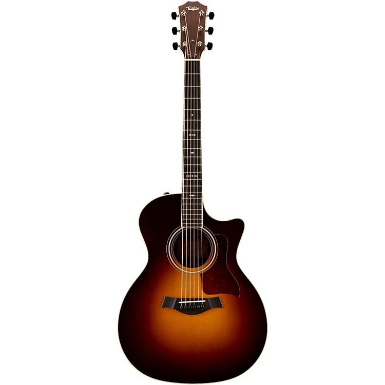 Taylor700 Series 714ce Grand Auditorium Acoustic Electric GuitarVintage Sunburst