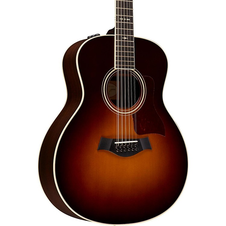 Taylor700 Series 756e Grand Symphony 12-String Acoustic-Electric GuitarVintage Sunburst