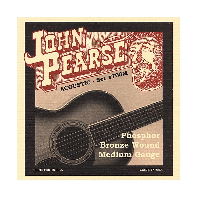 John Pearse700M Bronze Acoustic Guitar Strings