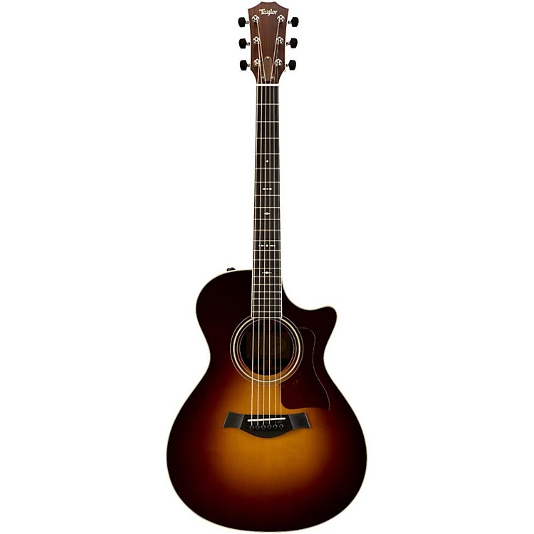 Taylor 712ce Grand Concert Cutaway ES2 Acoustic-Electric Guitar Vintage Sunburst