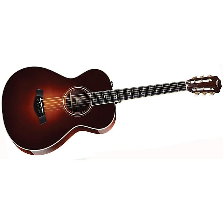 Taylor712e 12-Fret Acoustic-Electric Guitar
